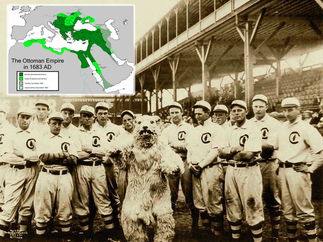 The Ottoman Empire Existed The Second To Last Time The Chicago Cubs Won The World Series (1908)