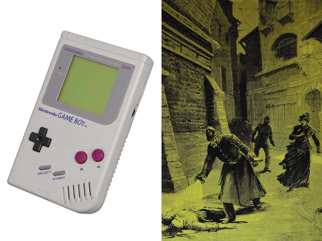 Nintendowas founded back when Jack The Ripper was still on the loose.