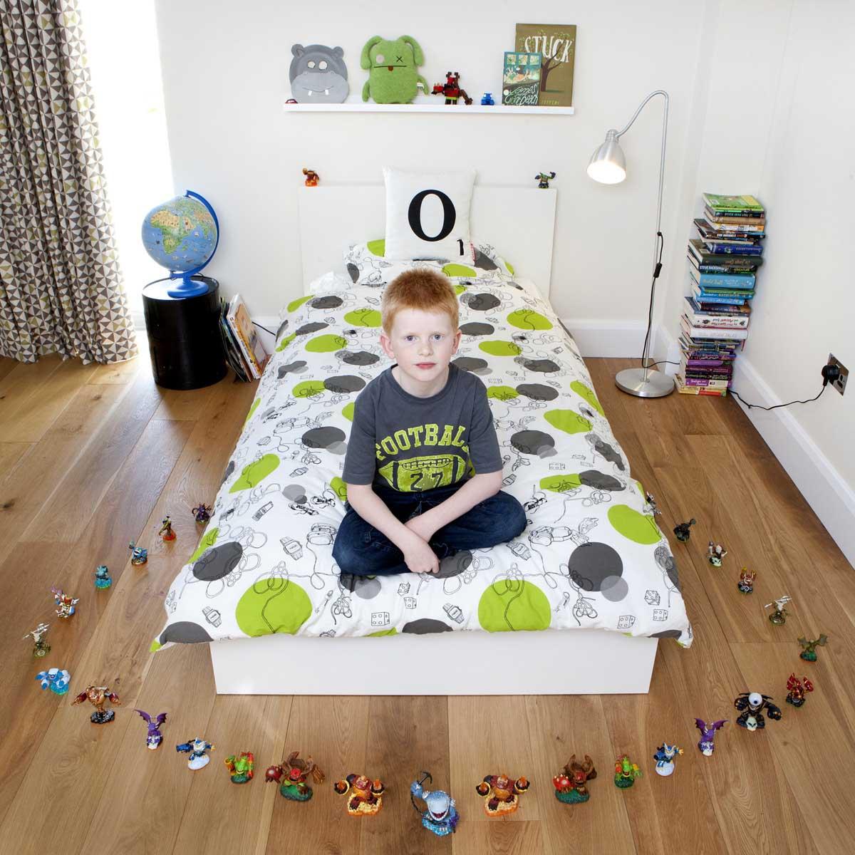 Oscar, 6 - Bradfortd on Avon, U.K.
