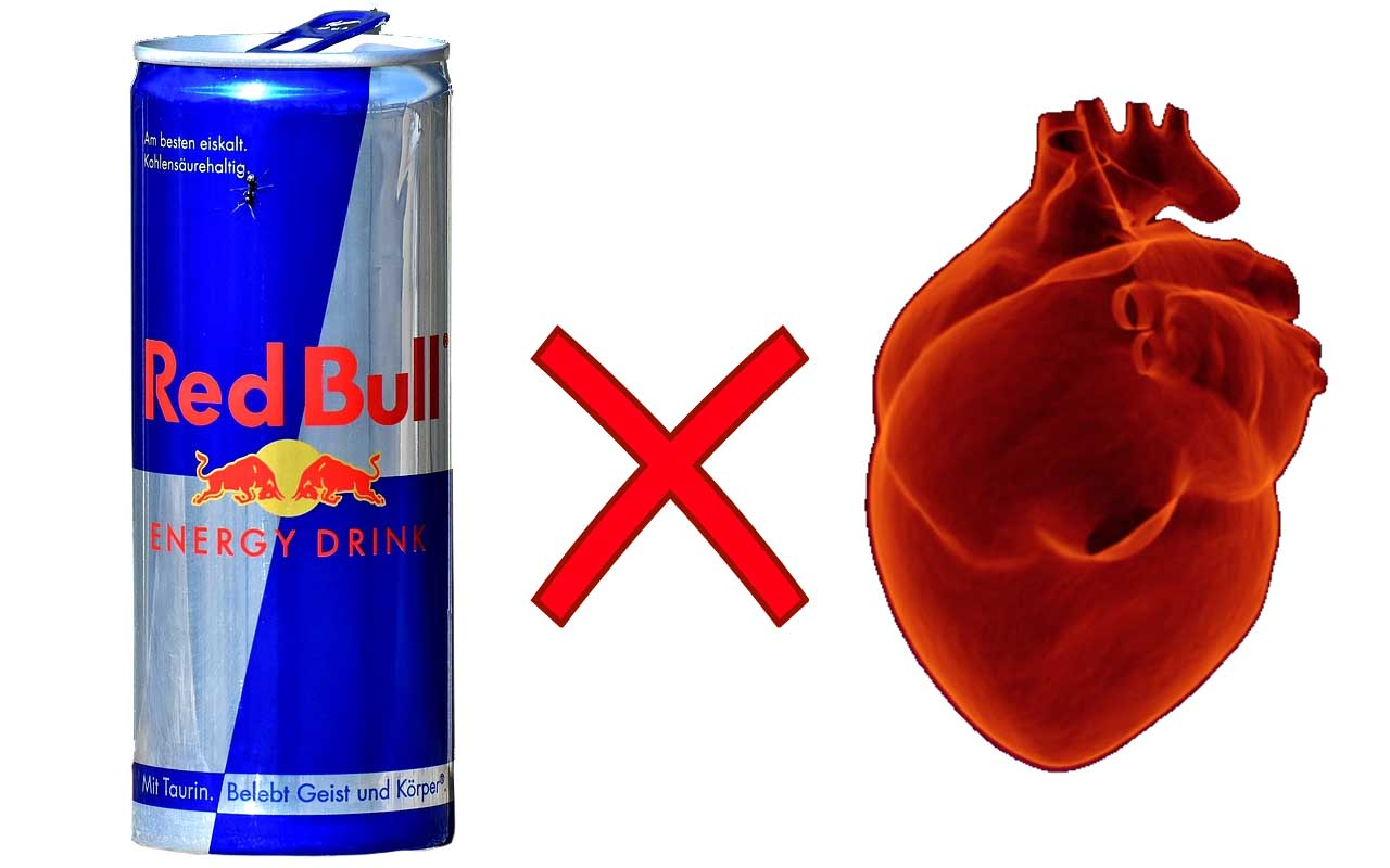 Energy drinks can change the way your heart beats, energy drink, heart, human