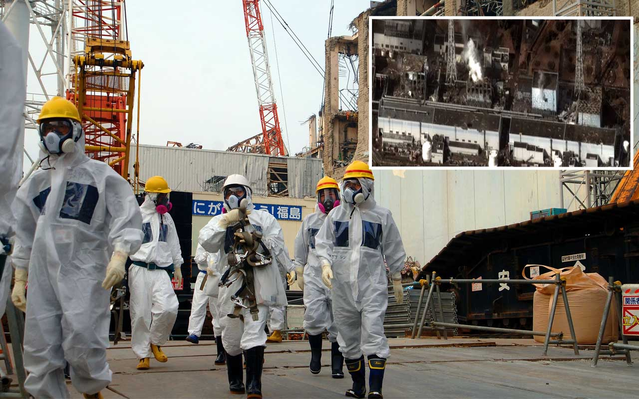 Fukushima nuclear accident, Japan, China, Asia