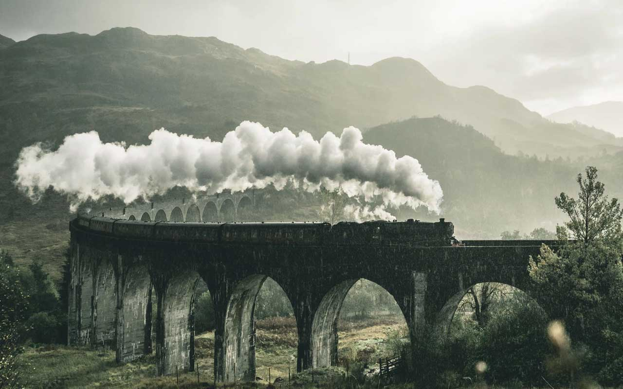 Train, time, concept, life, people, history