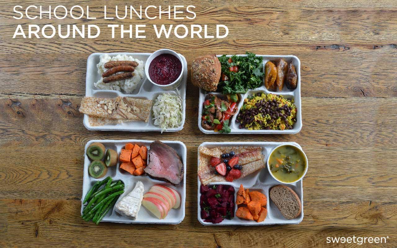 Sweetgreen, lunch, school, fact, food, nutrition