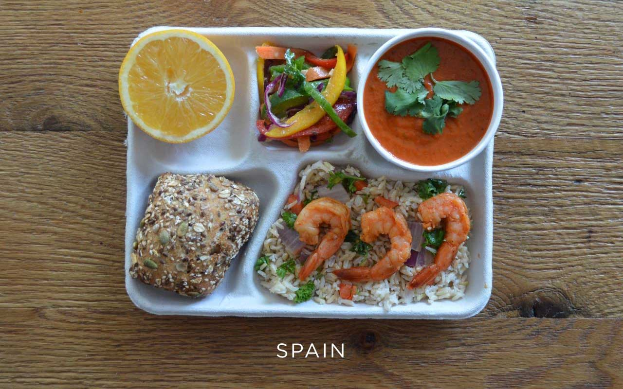 Spain, traditions, food, lifestyle, nutrition
