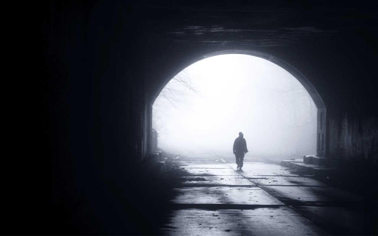 man, alone, Algeria, Gandalf, rescue