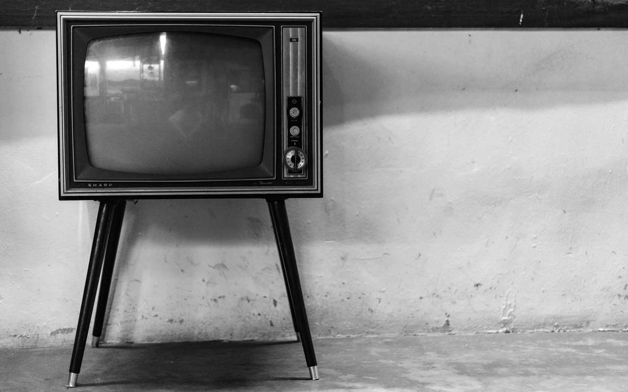 TV, black and white, dreams, color