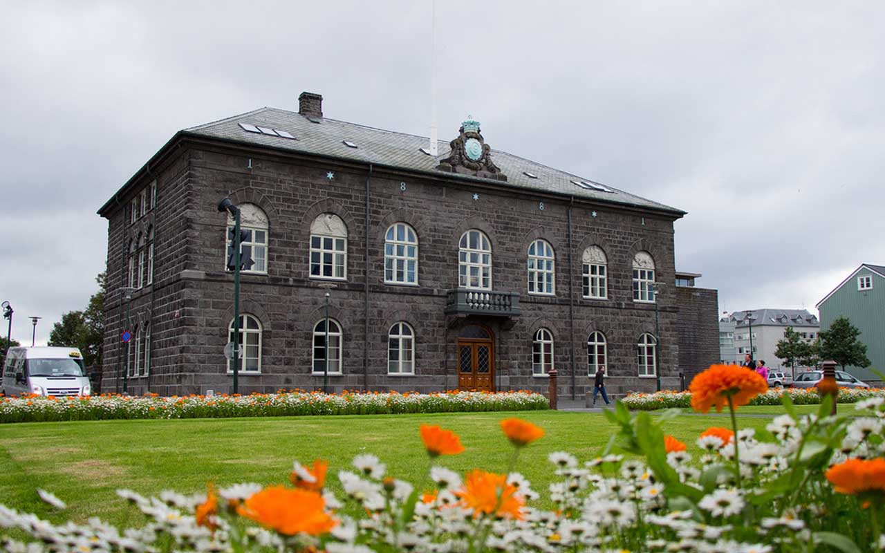 Iceland, parliament, life, facts