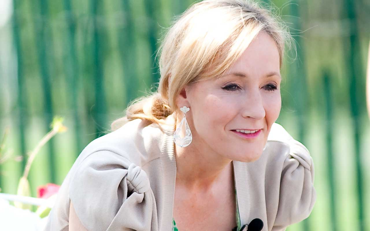 J.K. Rowling, Harry Potter series, writer, author