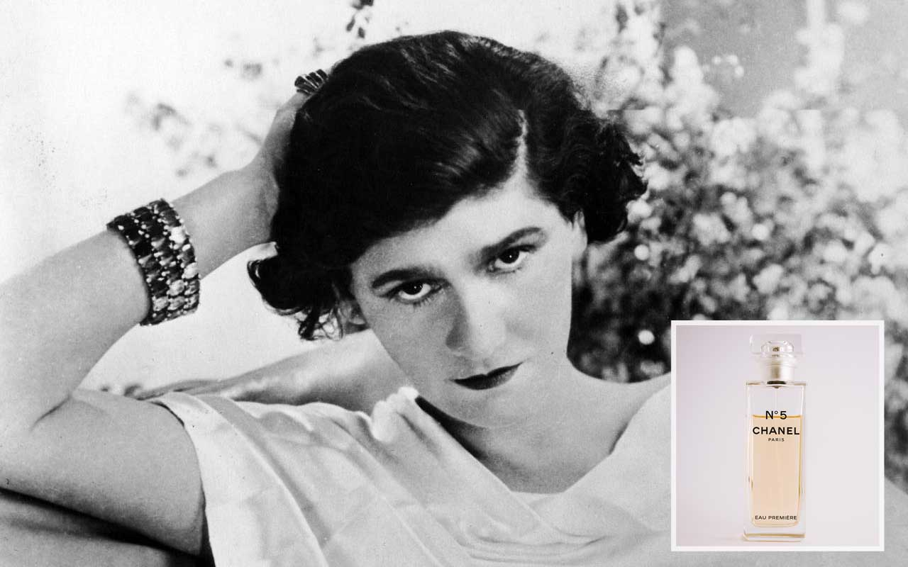 Gabrielle Chanel, Perfume, cologne, products