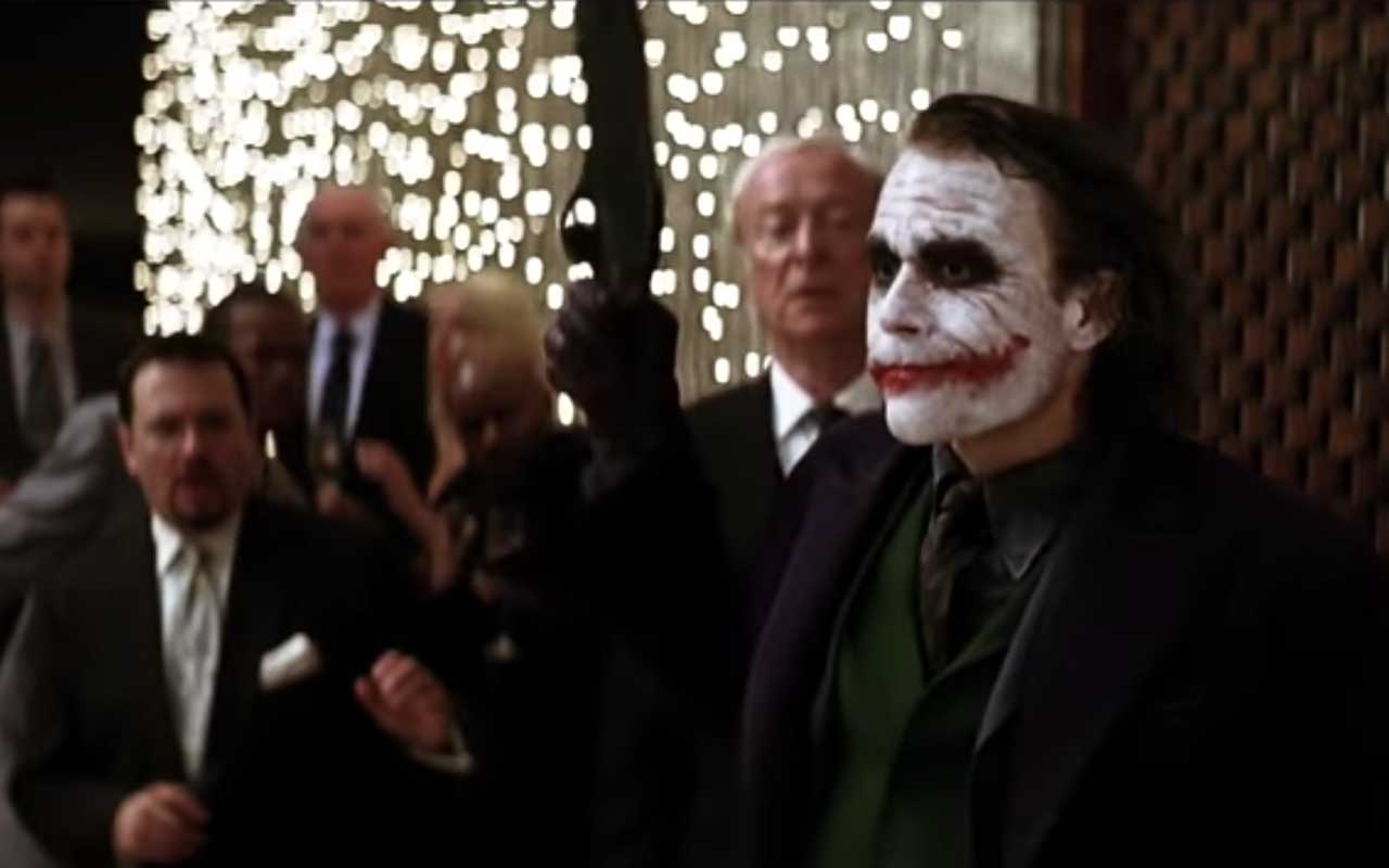 Michael Caine, Batman Returns, Joker