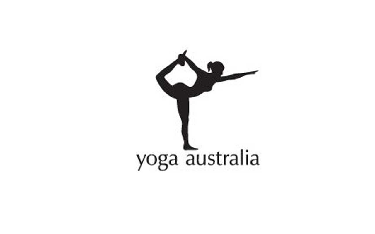 Yoga Australia, meditation, relaxation, logos