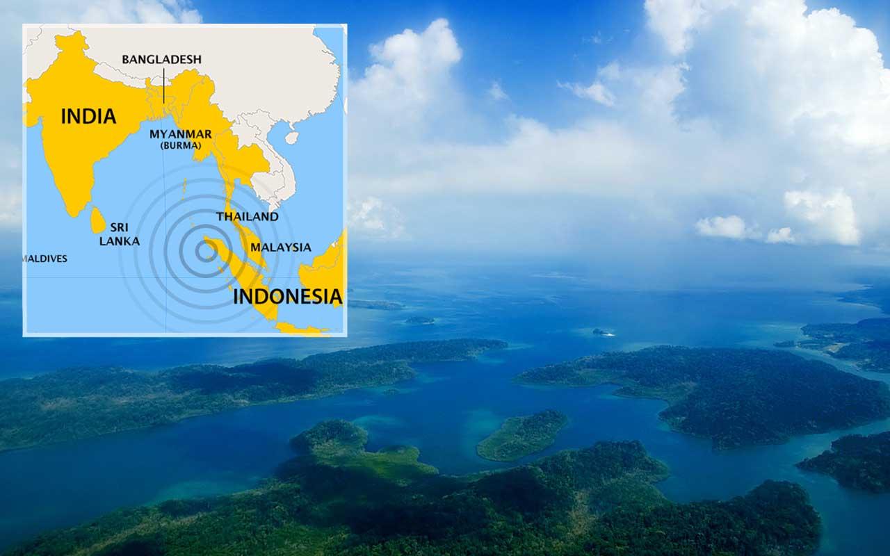 Andaman and Nicobar Islands, Sentinel Island