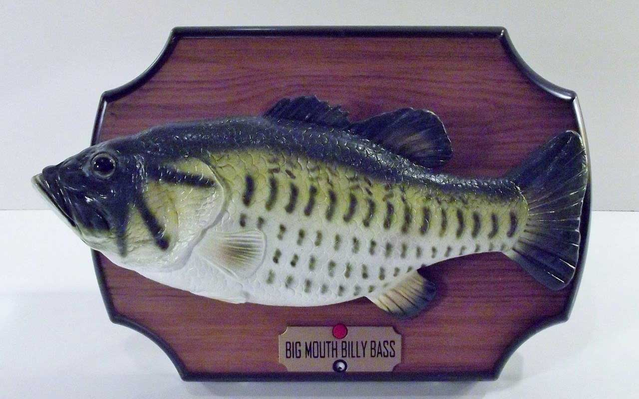 Big Mouth Billy Bass, sales, company