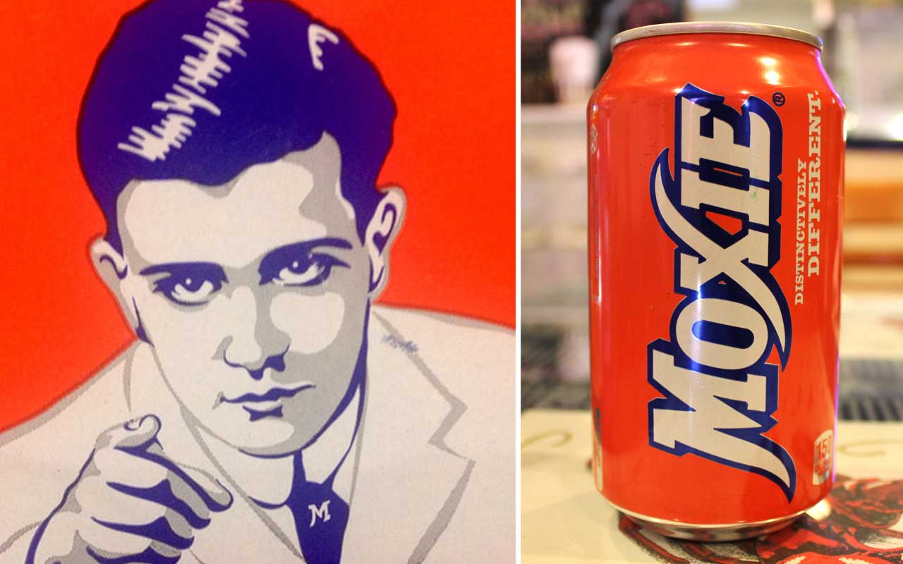 Moxie, drink, foods, facts