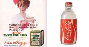 Kellogs, food, Coca Cola, medical, facts