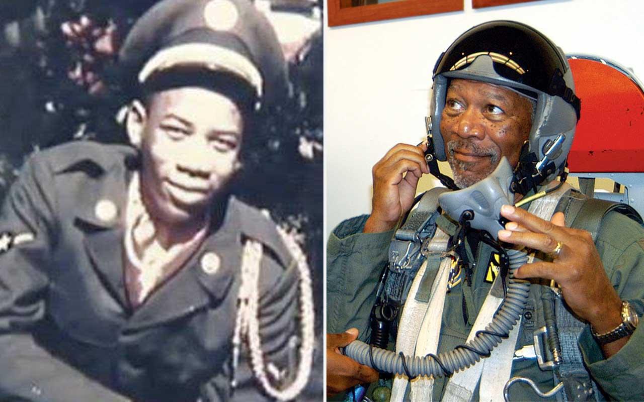 Morgan Freeman, early life, facts