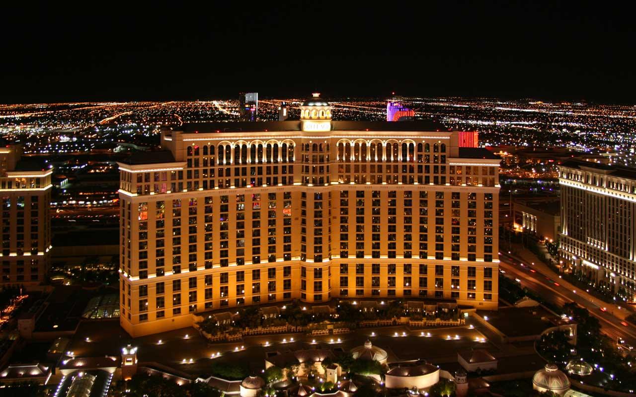 Bellagio hotel, Las Vegas, California, facts