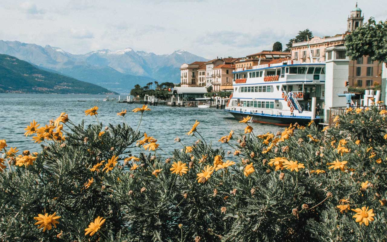 Bellagio, Italy, facts, people, life