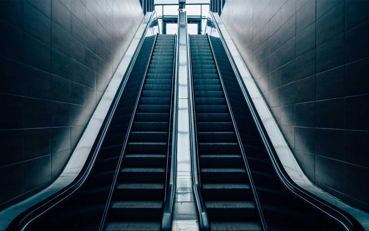 escalator, facts, Wyoming, life, people