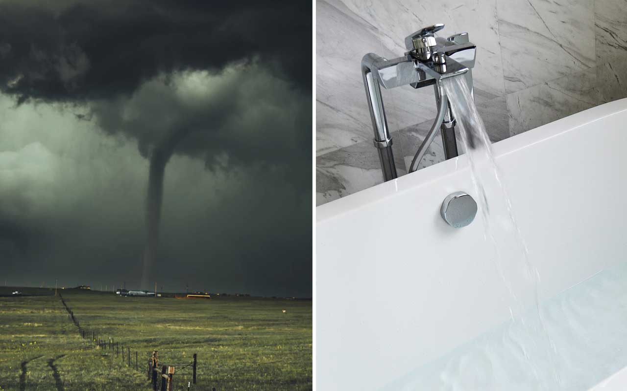 tornado, water, key, facts, life