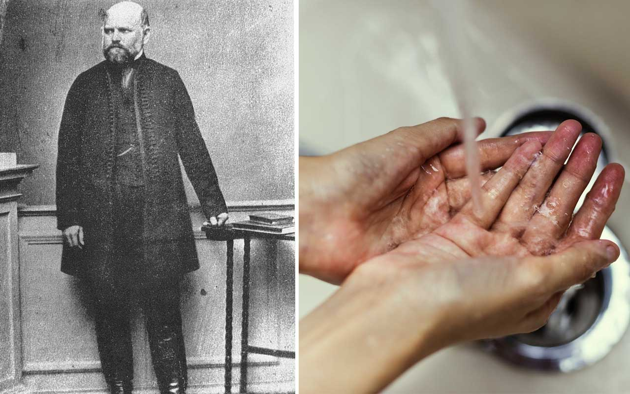 Ignaz Philipp Semmelweis, doctor, facts