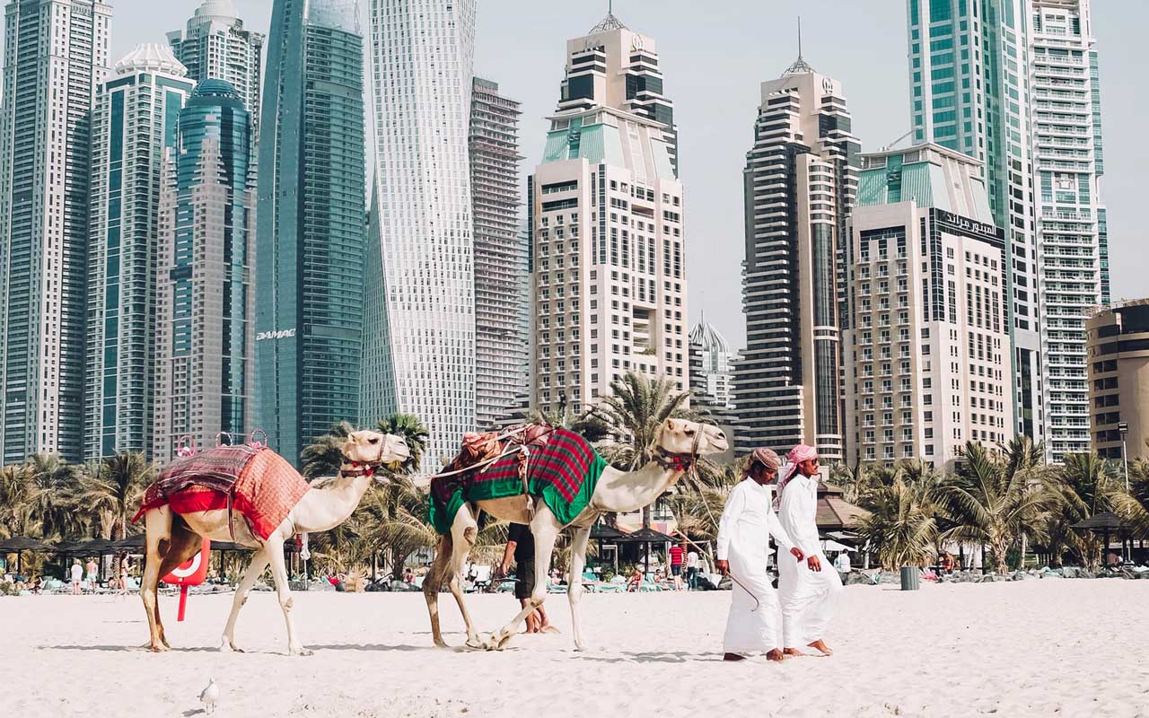 Dubai, facts, life, people