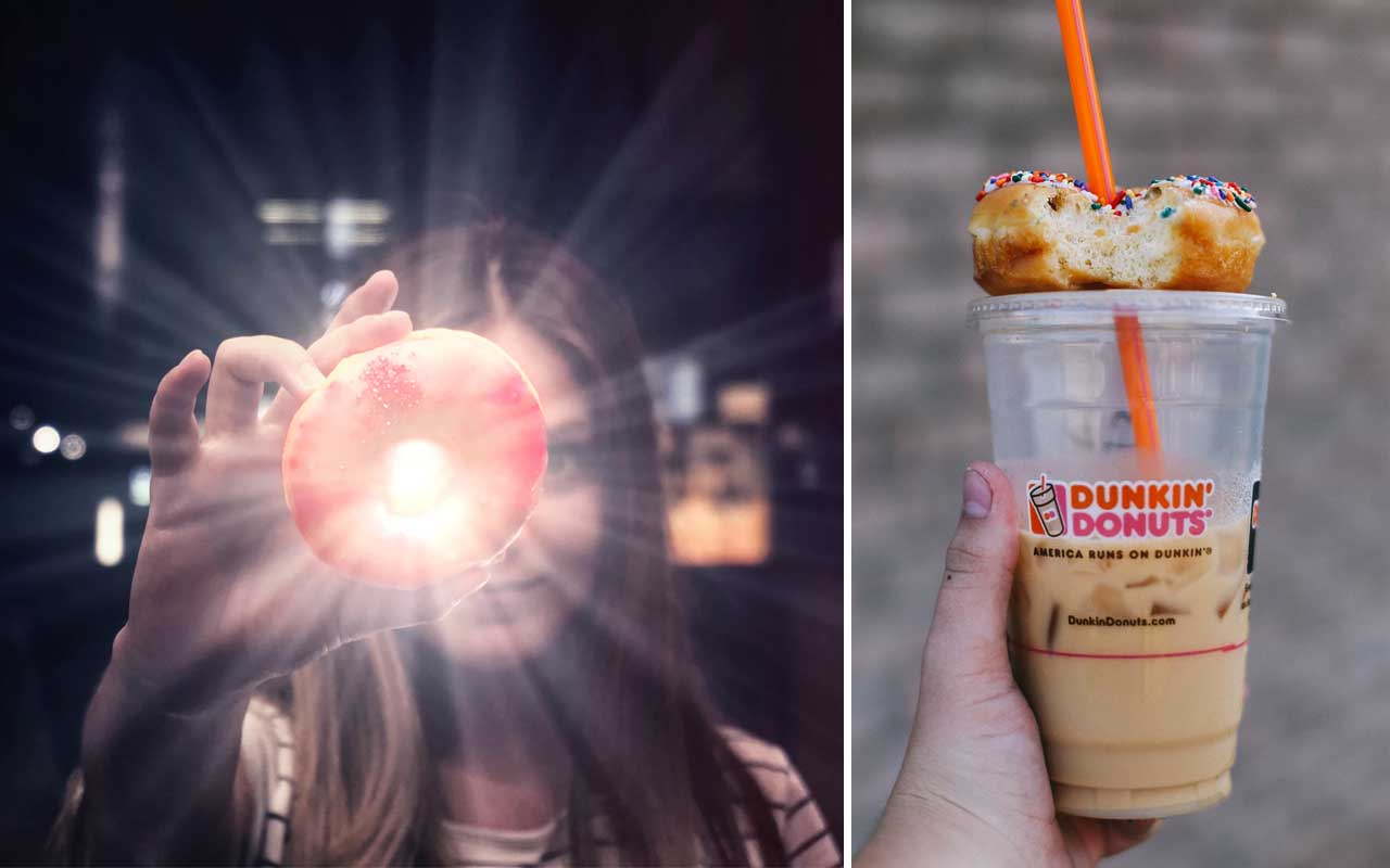 Dunkin Donuts, birthday, people, facts, life