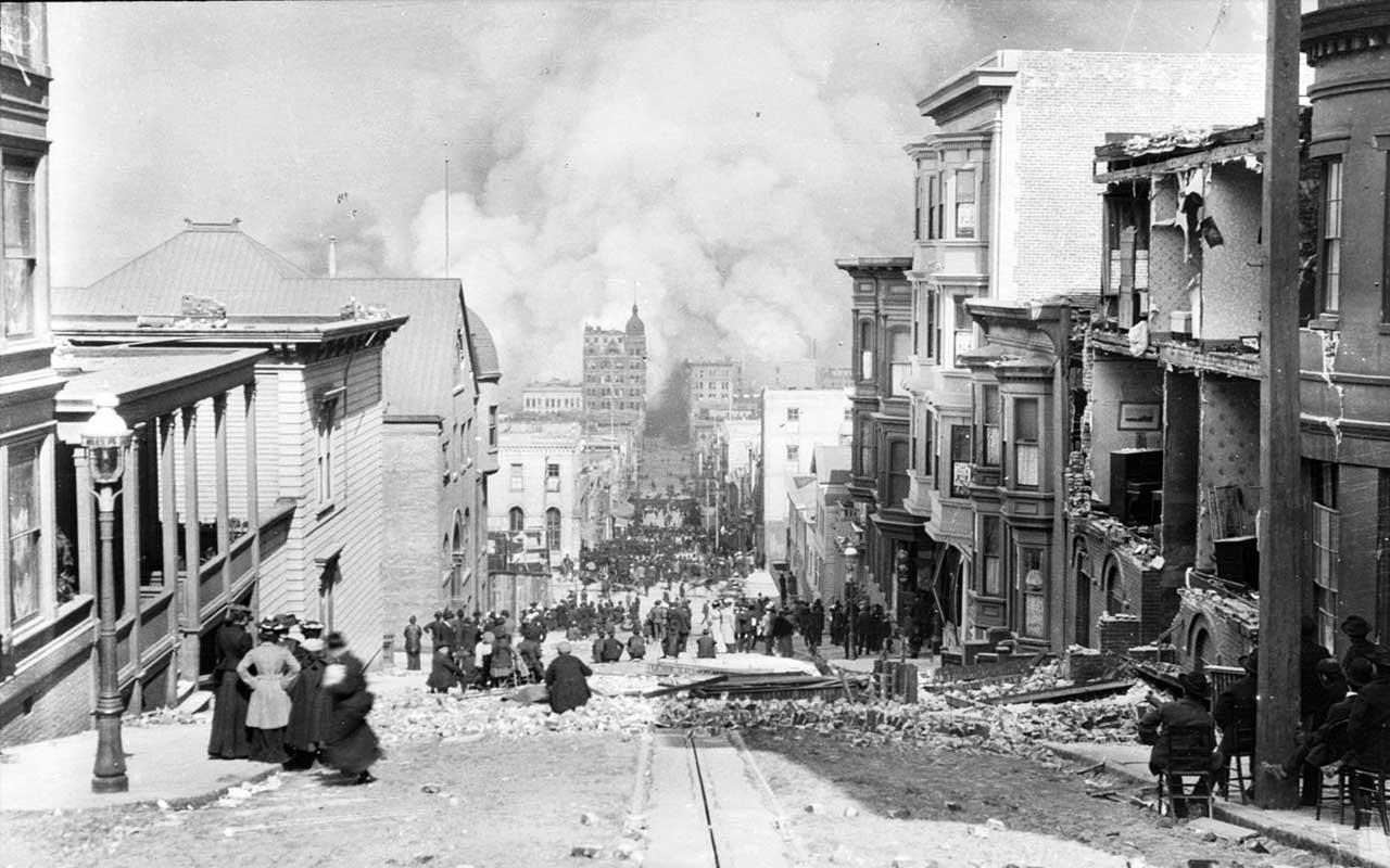 Sacramento, earthquake, life, people, facts, history