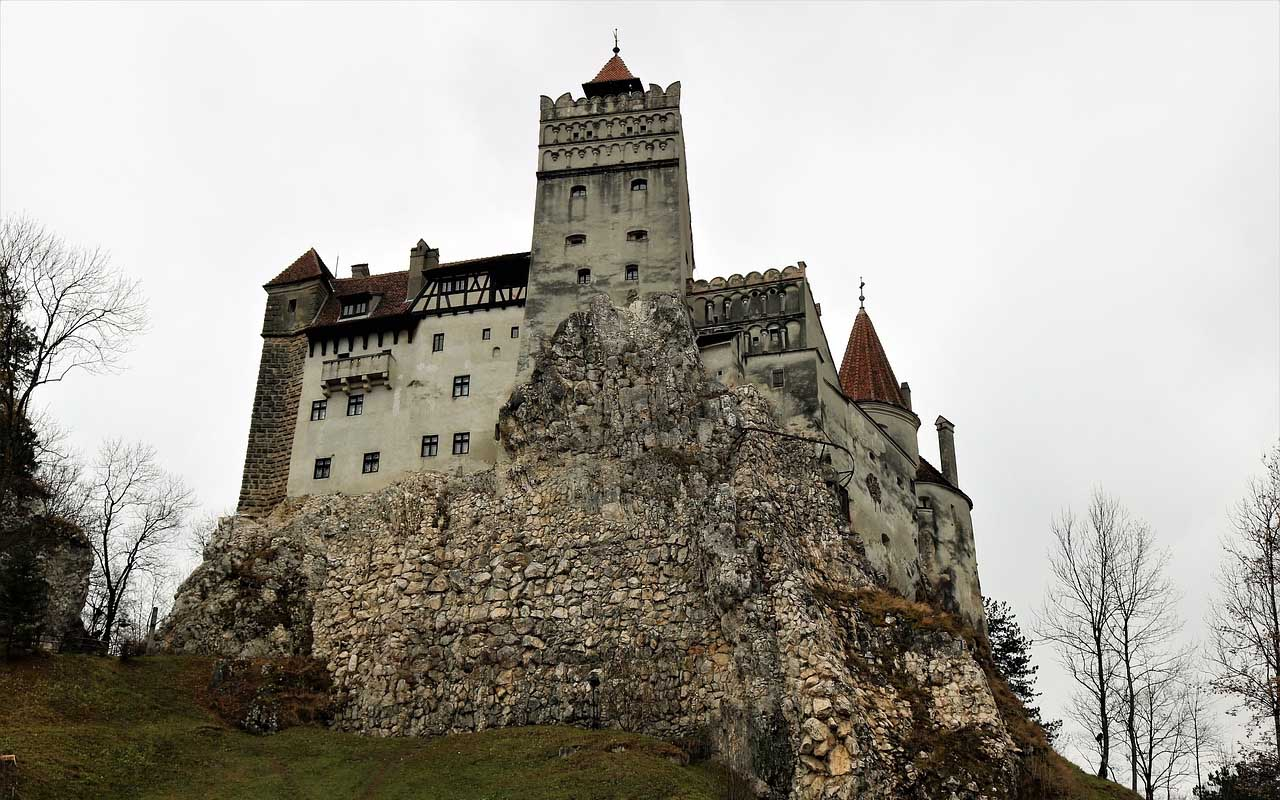 Bran Castle, Transylvania, existed, facts, travel