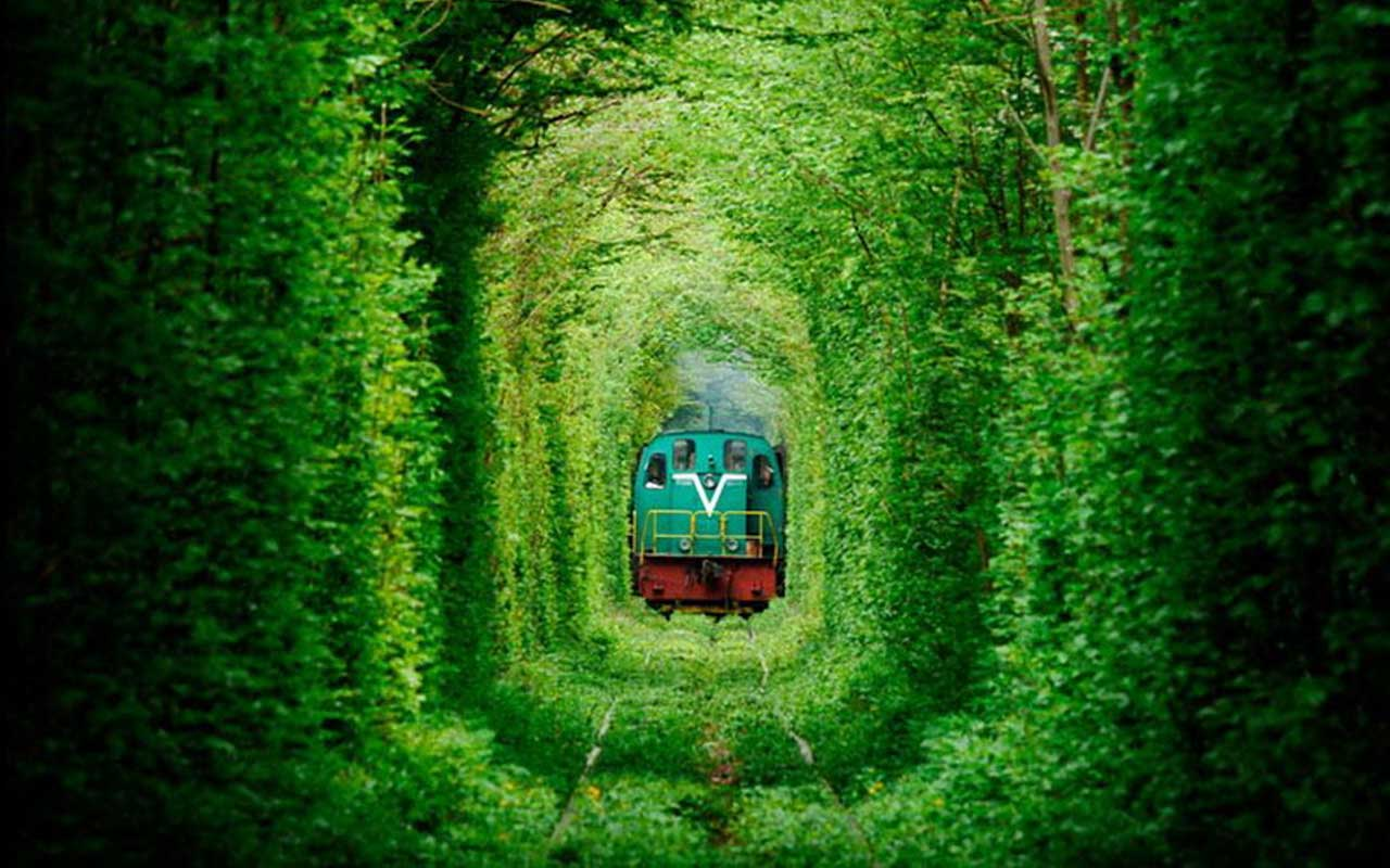 Tunnel of love, Ukraine, love, facts, existed