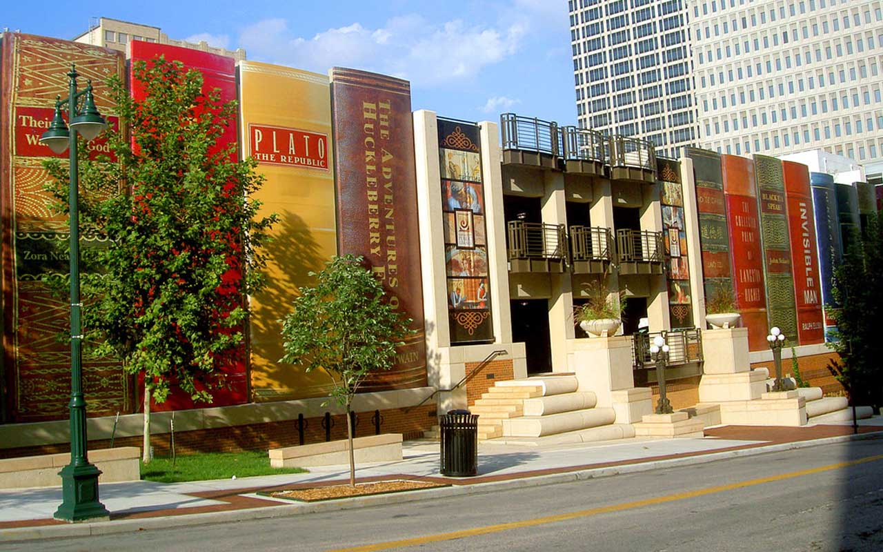 Kansas City Public Library, existed, facts, travel, life