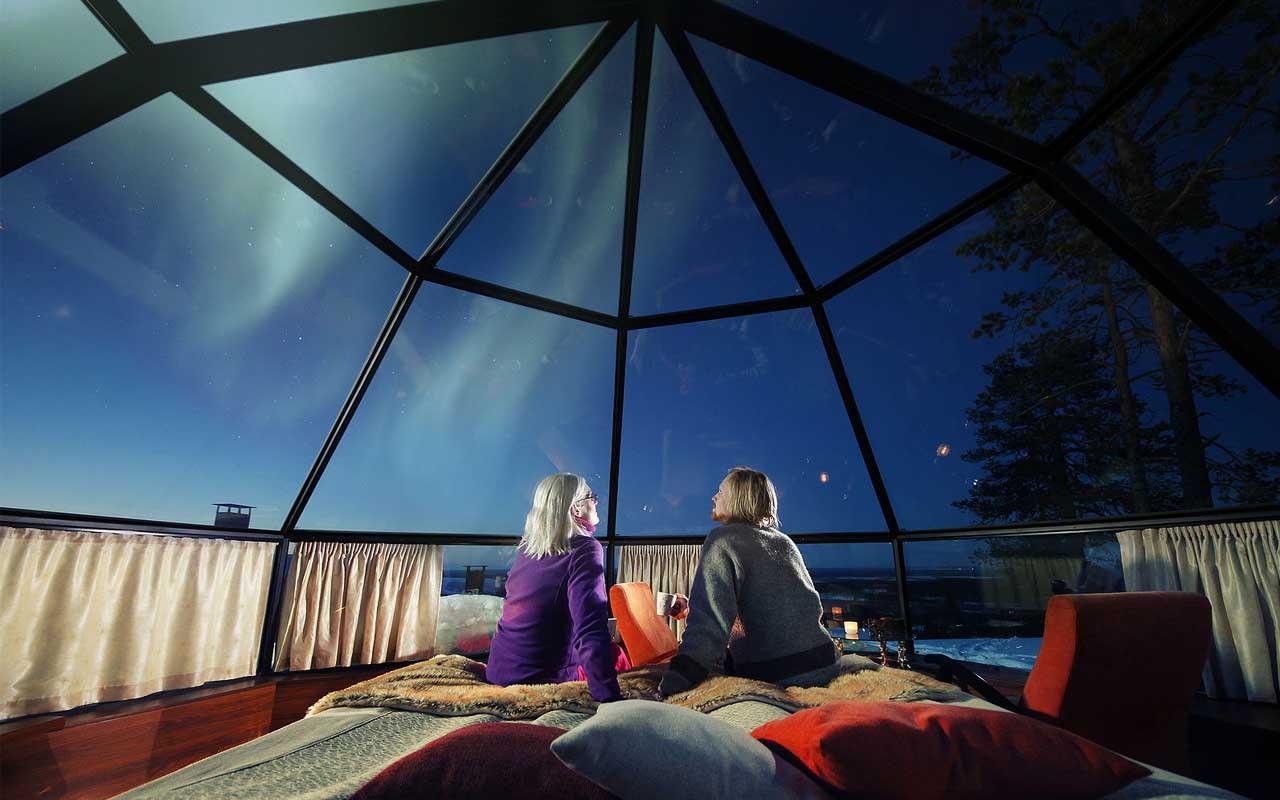 Kakslauttanen Arctic Resort, Finland, Lapland, facts, travel, hotels