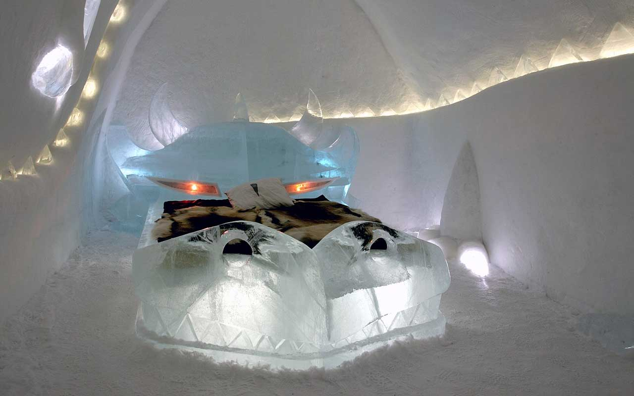 Icehotel, Sweden, restaurant, life, travel, facts