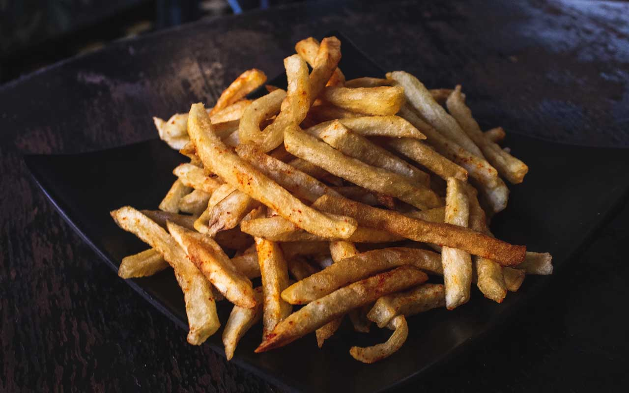 French fries, foods, snacks, facts, life