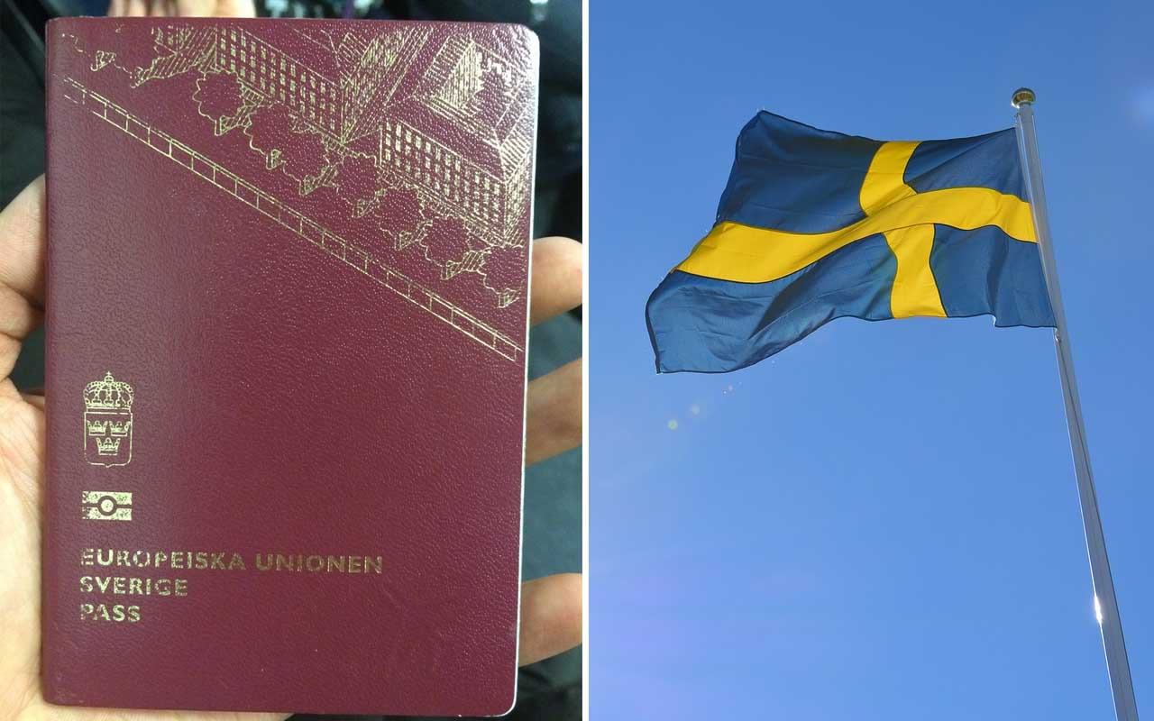 Sweden, passport, travel, facts, world