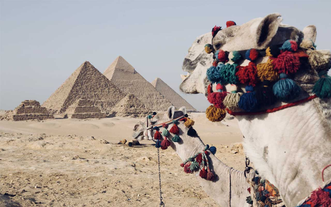 Cairo, Egypt, facts, foreigners, life