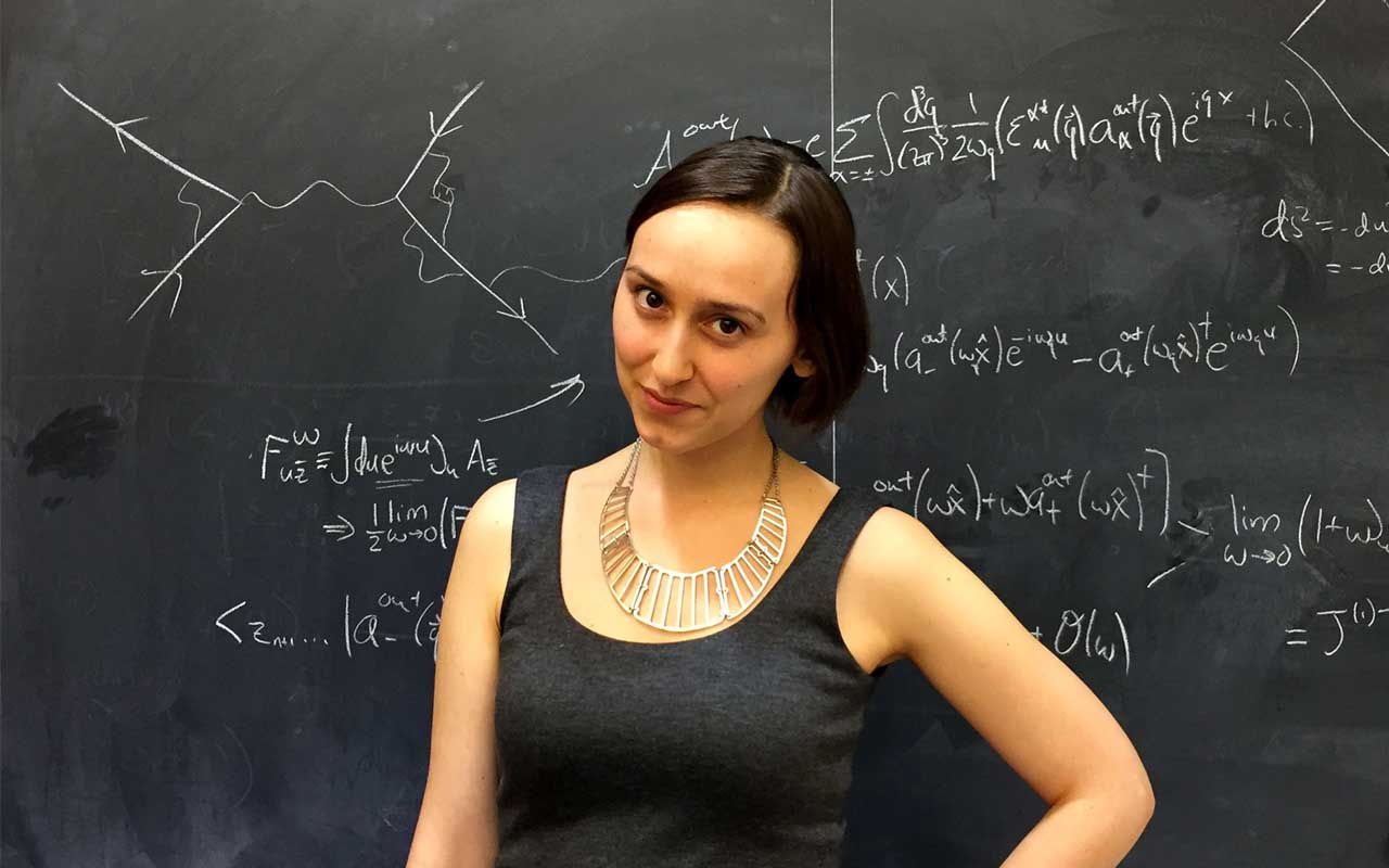 Sabrina Gonzalez Pasterski, cambridge, university, facts, women