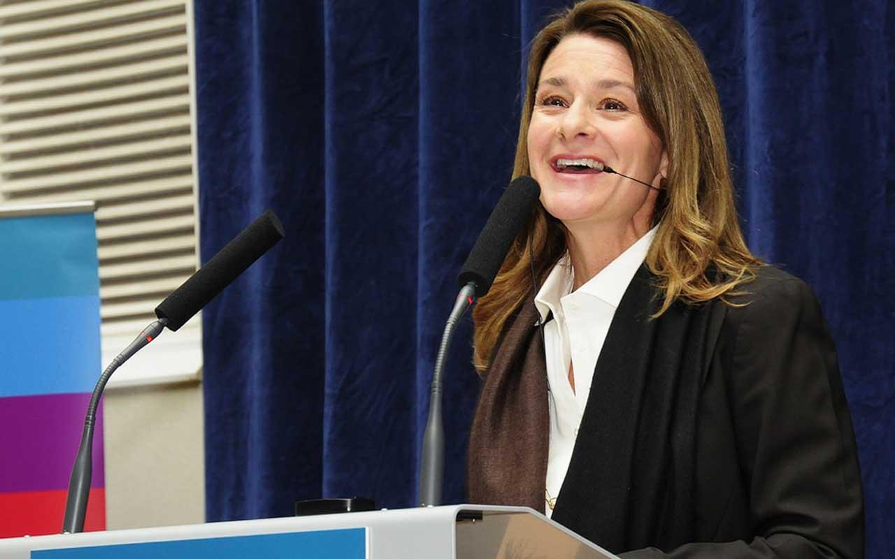 Melinda Gates, Microsoft, facts, women