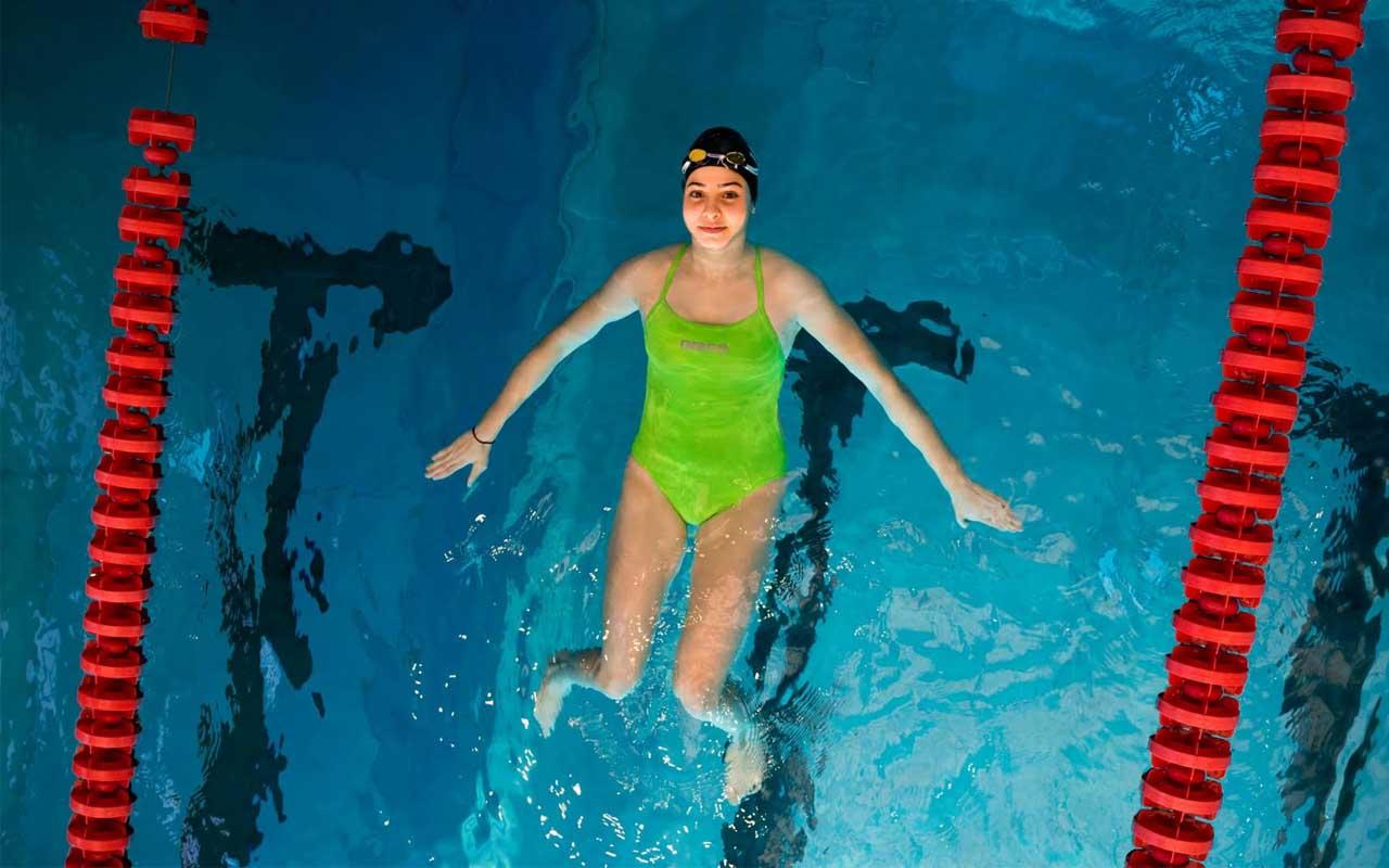 Yusra Mardini, swimmer, Olympics, life