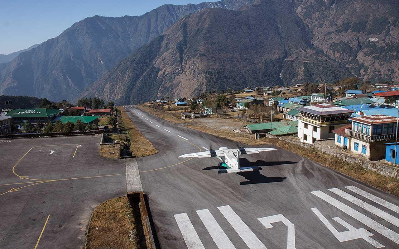 Tenzing-Hillary Airport, Lukla, Nepal, travel, tourism, facts, life, people, pilot