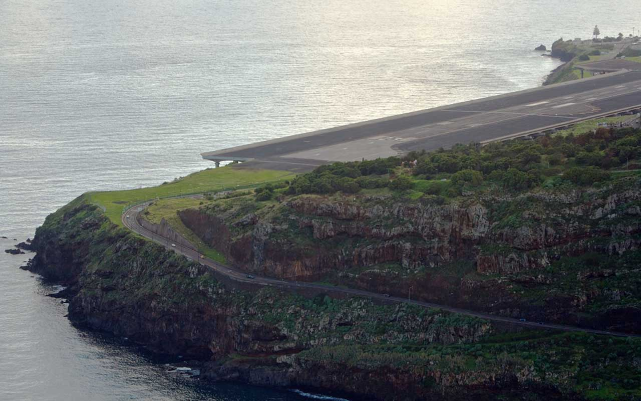 Madeira Airport, Madeira, Portugal, airports, travel, facts, adventure, horizon