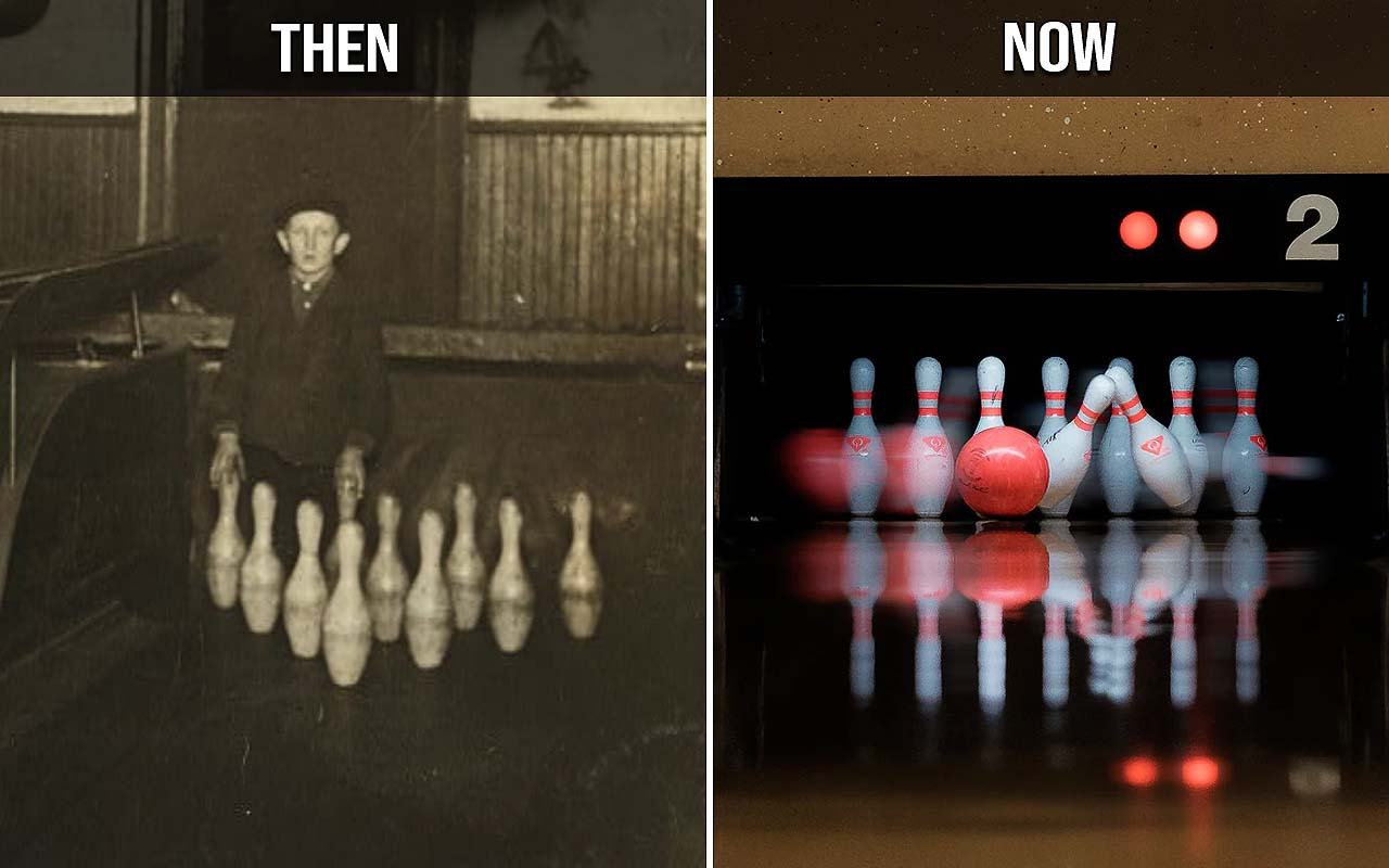 Pin boys, bowling, game, sport, life, history, changed, facts