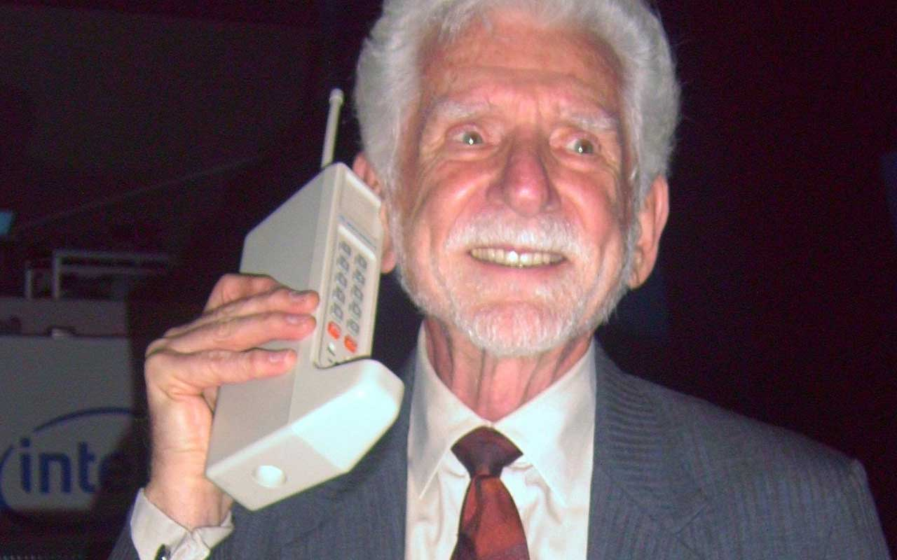 first cell phone, facts, life, people, famous