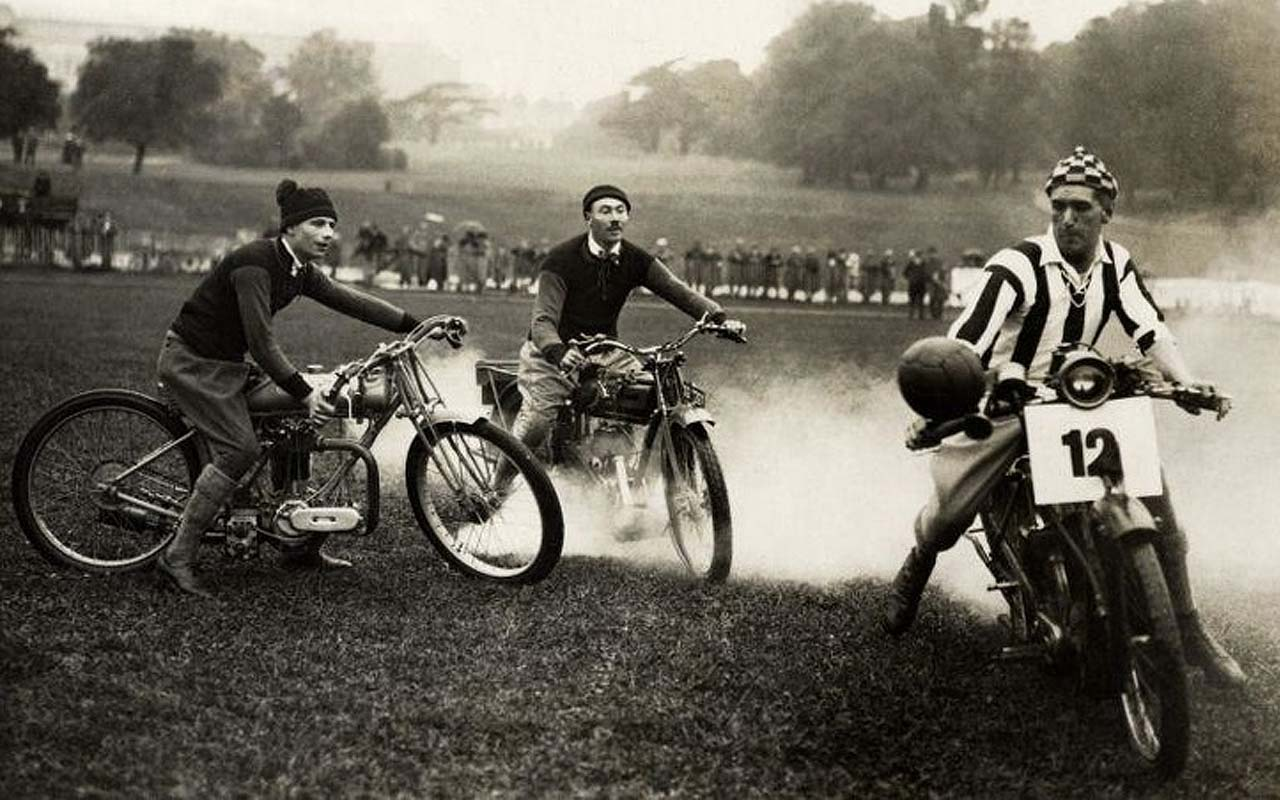 football, bikes, historical, facts, life, people