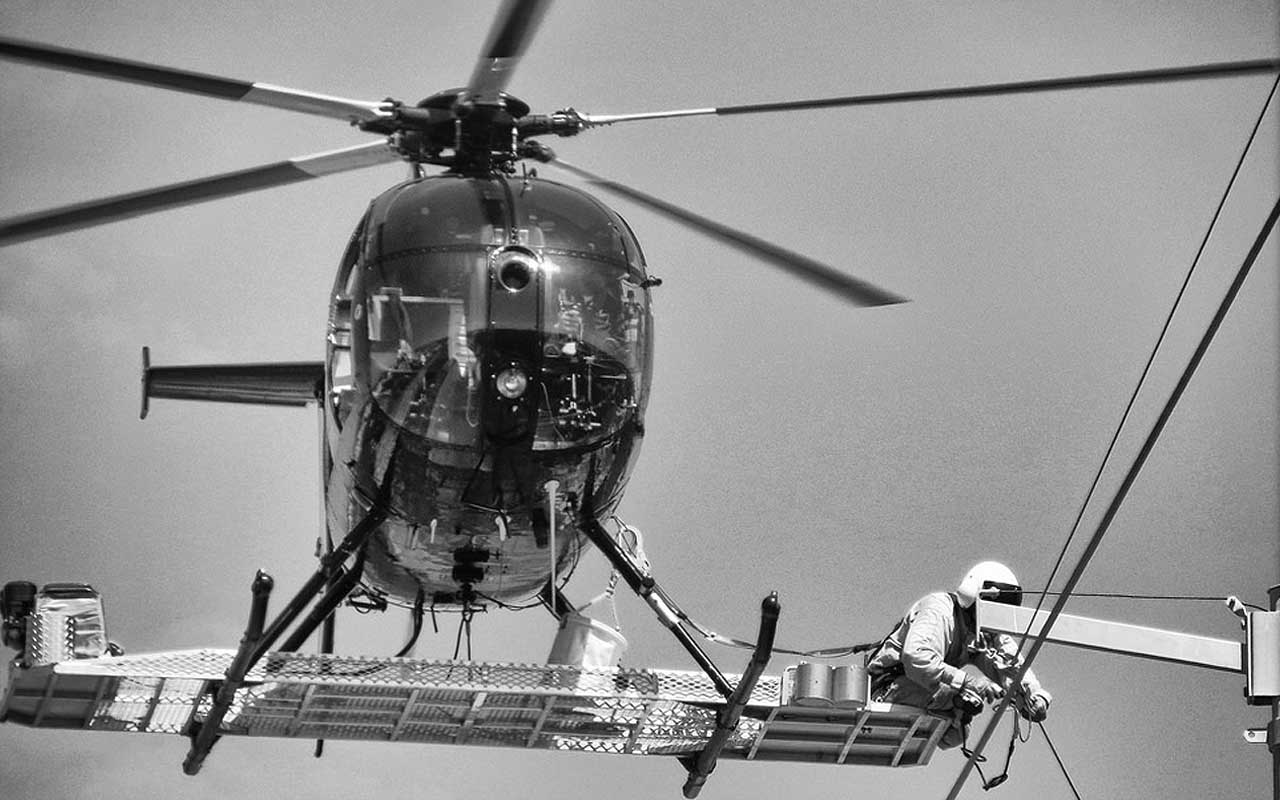 helicopter, lineman, facts, jobs, people,