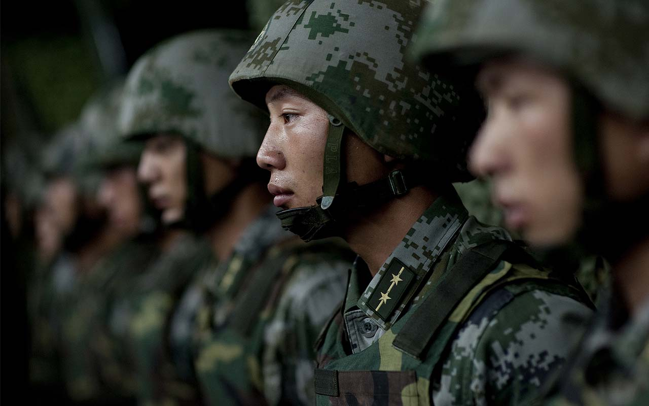 China, military, facts, life, people, technology