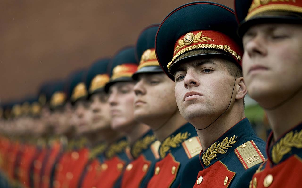 Russia, military, facts, life, people, country