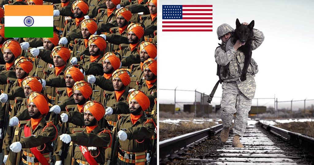 USA, India, military, strength, facts, science, technology
