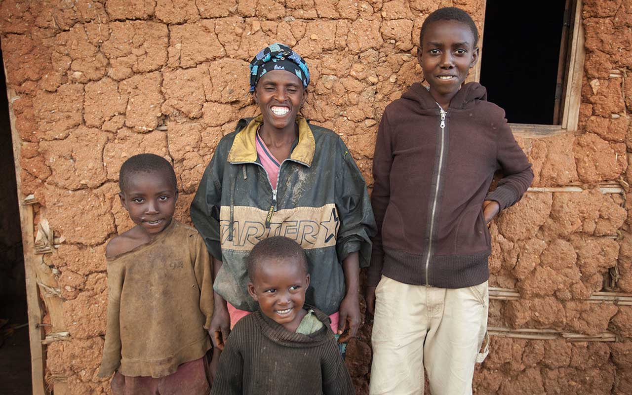 Dollar Street, money, life, people, Burundi, Africa
