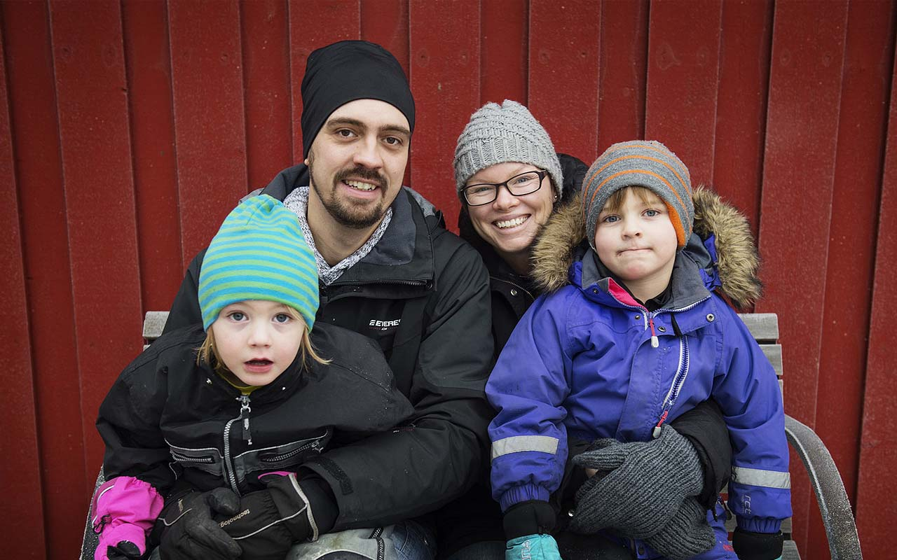 Sweden, family, life, money, expense, captivating, survival